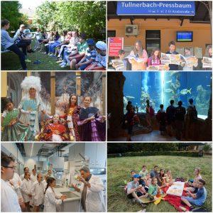 SCA német nyári tábor élmények