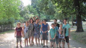 2015 német nyári tábor
